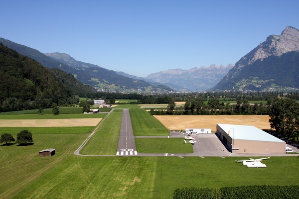 Fly - Inn, Flugplatz Bad Ragaz
