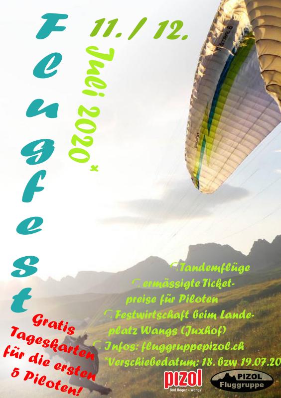 Flugfest Pizol 2020